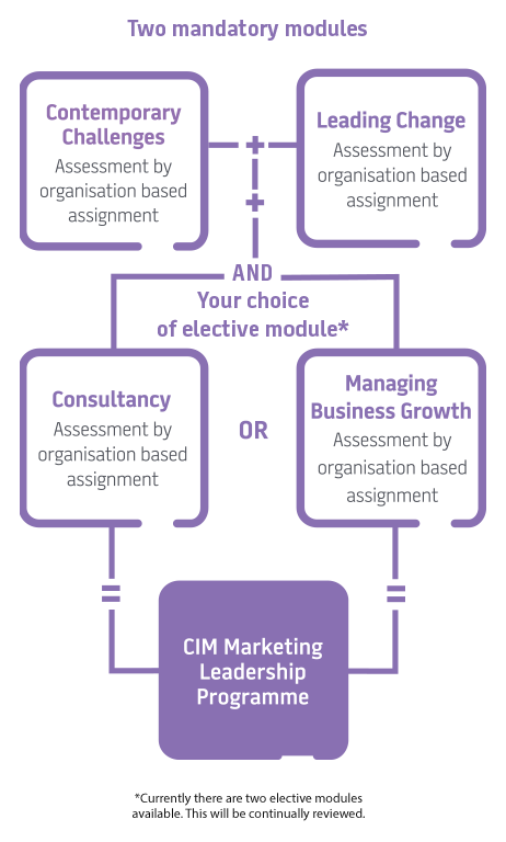 CIM Marketing Leadership Programme