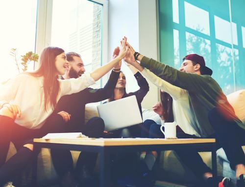 OXCOM celebrate best-ever CIM exam results!