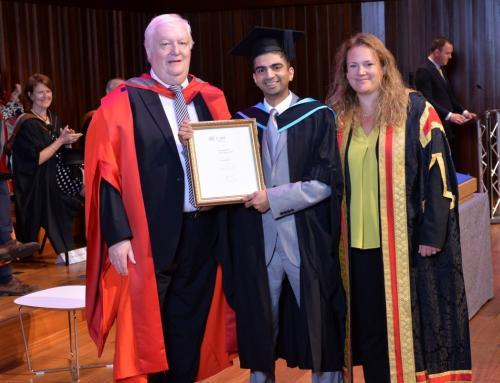 OXCOM Student Vimal Patel Wins CIM Worldwide Top Student Award!