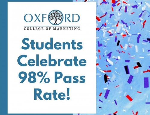 OXCOM Students Secure Outstanding CIM Results!