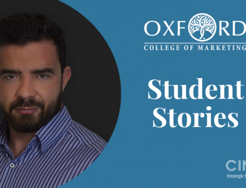 Student Stories: The Path To Chartered Marketer