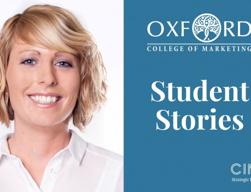 Student Stories: Rachel Di Mauro On Achieving CIM's Top Student Award